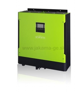 InfiniSolar E 5.5 kw (2x MPPT) - On-grid/Off-grid/Hybrid